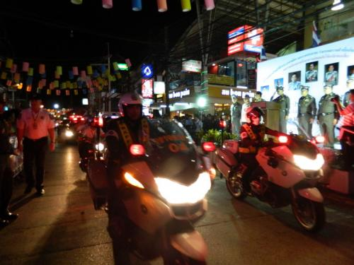 Royal Thai Police parade highlights Phuket, Pattaya tourism-safety campaign | The Thaiger