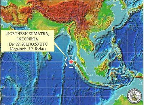 No Phuket tsunami alert after Sumatra earthquake | The Thaiger