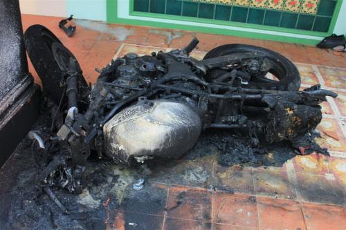 Russian student in Phuket motorbike crash slowly improving | Thaiger
