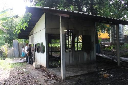 Phuket ice factory blazes hot | The Thaiger