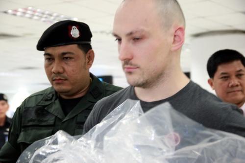 Aldhouse trial pending UK documents | Thaiger
