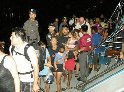 Damaged Phuket tourist ferry to be recovered | The Thaiger