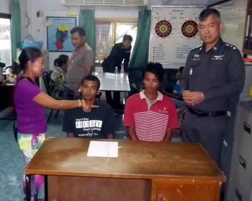 Convicts claim to steal gold for milk money north of Phuket | The Thaiger