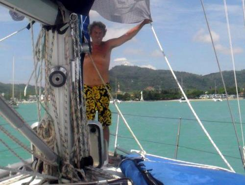 New Zealand expat sailor drowns in Phuket boating mishap | Thaiger