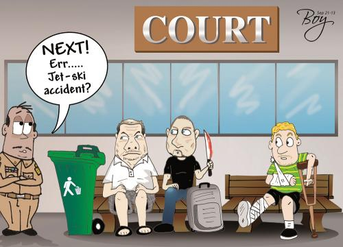 Phuket Opinion: Tourist Court vs Holiday Justice | The Thaiger