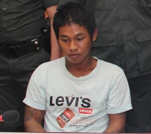 Phuket 7-Eleven scythe robber arrested | Thaiger