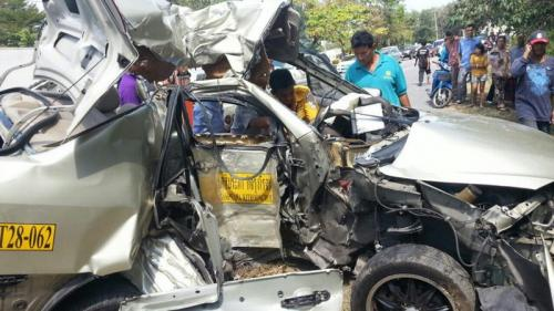 Phuket taxi driver rushes to his death | Thaiger
