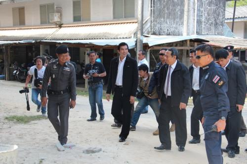 National corruption probe into police housing arrives in Phuket | Thaiger
