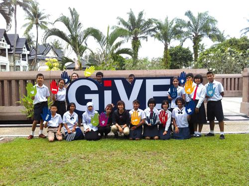 GiVE back! | The Thaiger