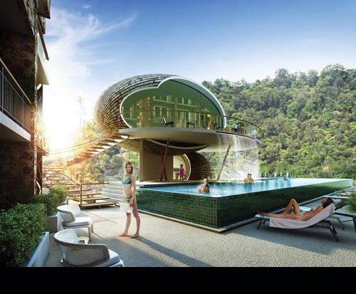 Phuket Property: The Emerald Terrace stands out in Patong | The Thaiger