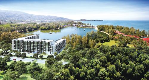 Phuket Property: More than half of Laguna Shores already reserved | The Thaiger