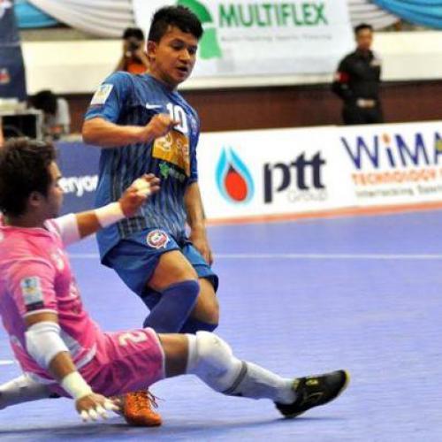 Thailand Futsal: Chonburi Sharks devour Phuket Pearl | Thaiger