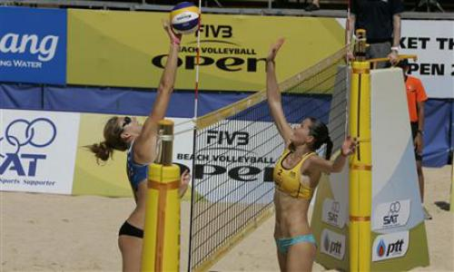 Baburina/Mulenko dig deep to knock out top seeded qualifiers at Phuket Open   The Thaiger