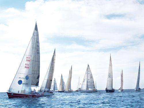 The Genesis of the Phuket King's Cup Regatta | The Thaiger
