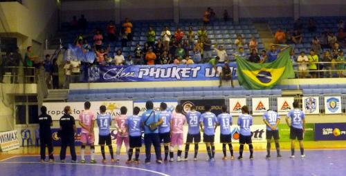 Thailand Futsal: Andaman Pearl clamp down on Killer Bees | The Thaiger