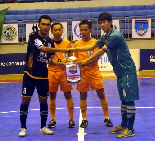 Thailand Futsal: Phuket United win four in a row | The Thaiger