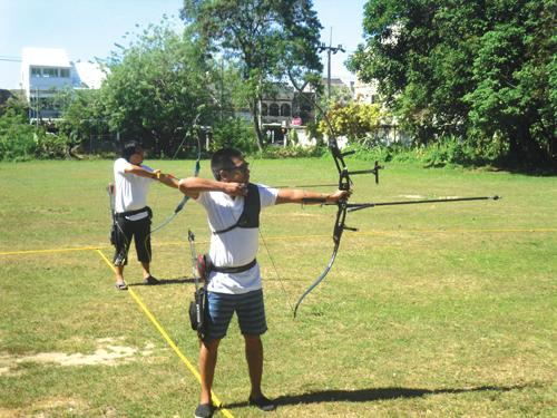 Archers set their sights on Phuket | The Thaiger