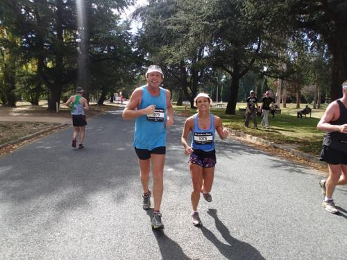 Australian 'Couple on the Run' to tackle Laguna Marathon | The Thaiger
