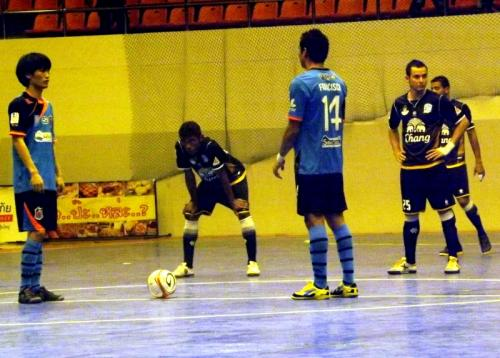 Thailand Futsal: Phuket United lose away match with Si Saket | The Thaiger