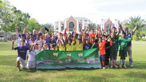 Phuket Sports: Fair play league | The Thaiger