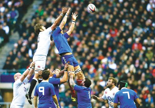 World Sports: Review of Six Nations | The Thaiger