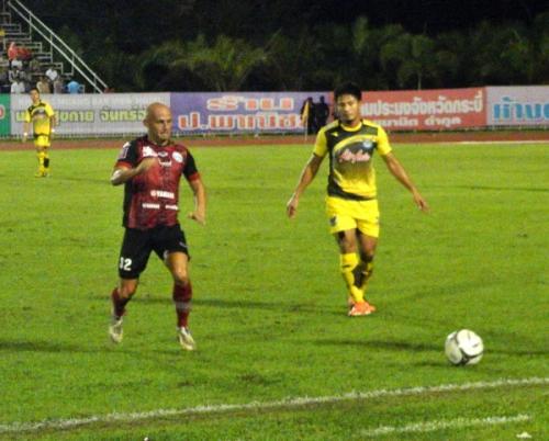 Krabi's Andaman Eagles swoop down on Phuket FC | The Thaiger