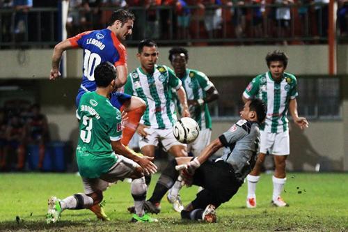 New goal for Phuket FC – Survival | The Thaiger