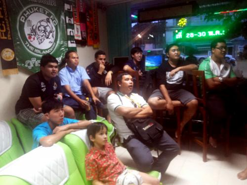 Thai Football: Phuket Islanders halted by Trat Elephants | The Thaiger