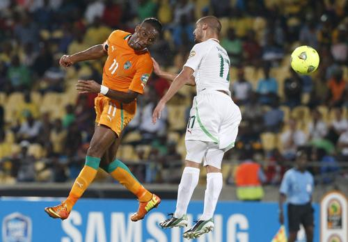 Phuket Gazette Sports: African Nations Cup quarters offers a tasty mix   Thaiger