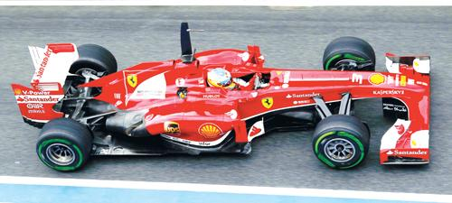 Phuket Sports: Truth, tyres and tall tales – F1 | The Thaiger