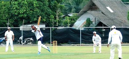 Phuket Sports: TNT reignite their cricket campaign | The Thaiger