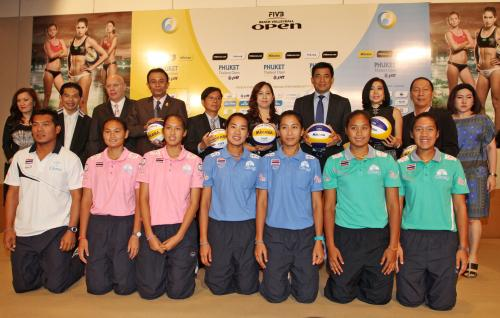 Beach Volleyball World Tour hits Phuket's sands in October | The Thaiger
