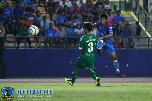Phuket FC survive execution by Ayutthaya's Ancient Warriors | The Thaiger