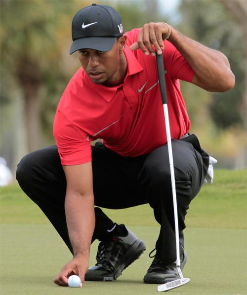 Tiger Woods: 'That's why I work my tail off…' | The Thaiger
