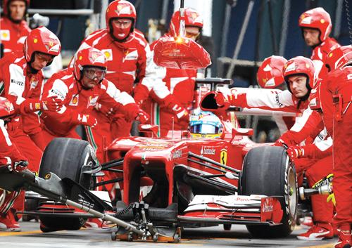 Phuket Sports: Scores, storms and Sepang – F1 | The Thaiger