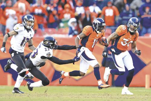 Phuket Sports: Expecting the unexpected – NFL   Thaiger