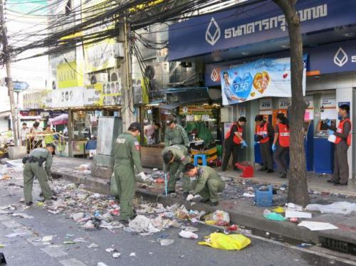 Phuket Gazette Thailand News: Security boost in wake of bomb blast; Peace talks behind surge in South violence; Rural doctors' pay fight escalates | The Thaiger