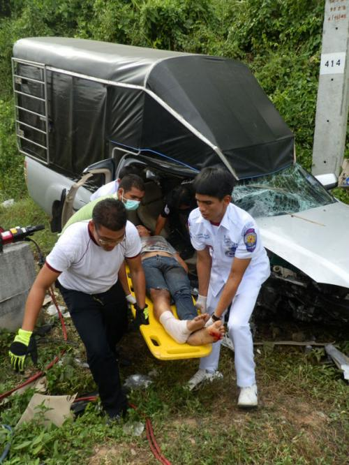 Phuket Gazette Thailand News: Road death toll among highest in the world | The Thaiger