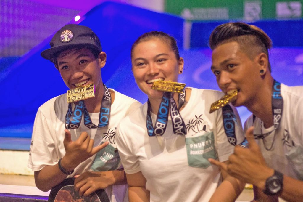 Go Team Phuket! Blitzing the waves in Bangkok | News by Thaiger