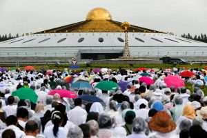Former Abbot Phra Dhammajayo fled to Europe? | News by Thaiger
