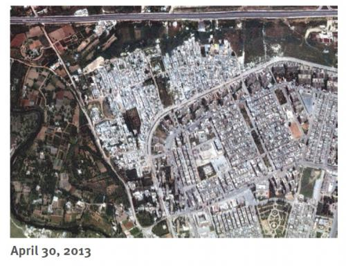 Phuket Gazette World News: Syrian forces raze thousands of homes [Video] | The Thaiger