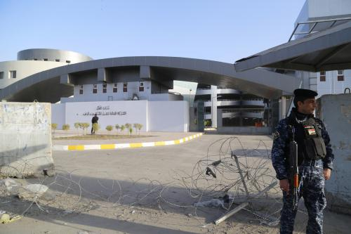 Phuket Gazette World News: Suicide bombers storm Iraq ministry building, 24 killed | The Thaiger