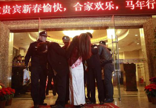 China in rare crackdown on sex industry in southern vice hub | The Thaiger