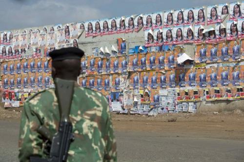 Phuket Gazette World News: Kenya elections; Pope vote; Borneo violence; QEII cancels Welsh appearances | The Thaiger