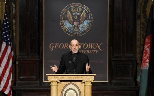 Obama, Karzai accelerate end of U.S. combat role in Afghanistan | Thaiger