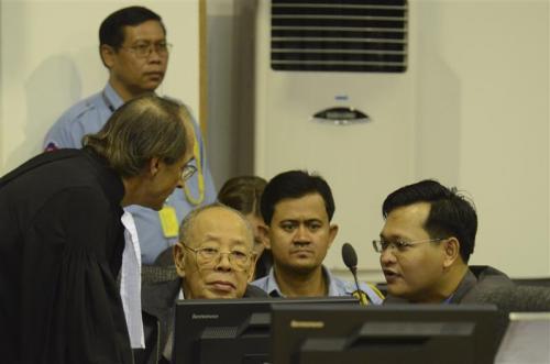 Phuket Gazette World News: Khmer Rouge Ieng Sary dead | The Thaiger