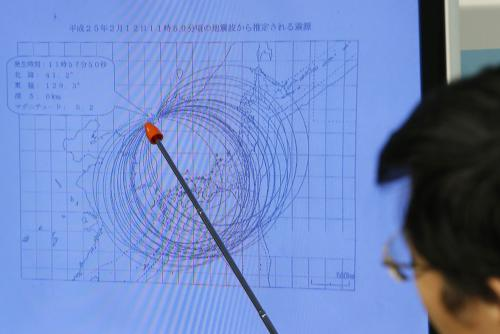 Phuket Gazette World News: North Korea tests nuclear bomb; Iran could be next | Thaiger