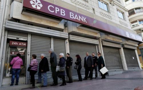 Phuket Gazette World News: Cyprus banks brace; France threatens EU-US trade; Damascus inner-city siege   The Thaiger