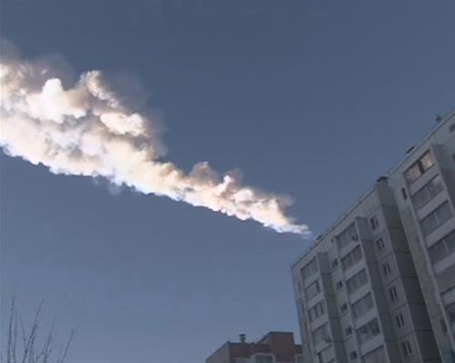 Phuket Gazette World News: Meteorite shower in Russia – 400 injured; Asteroid passing-by | Thaiger