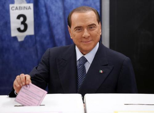 Phuket Gazette World News: Berlusconi plunges Italy into chaos; Air strike on Syrian school; US faces Fed Govt shutdown; Nigerian massacre; Space FalconX launches | The Thaiger